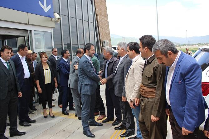 Ak Parti Hakkari  milletvekili adaylarını tanıttı galerisi resim 1