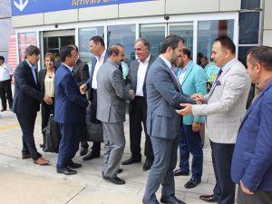 Ak Parti Hakkari  milletvekili adaylarını tanıttı