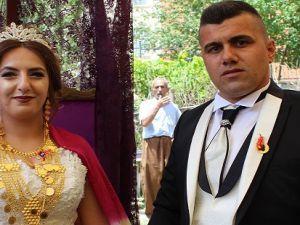 Perihan & Jiyan çiftin mutlu günü