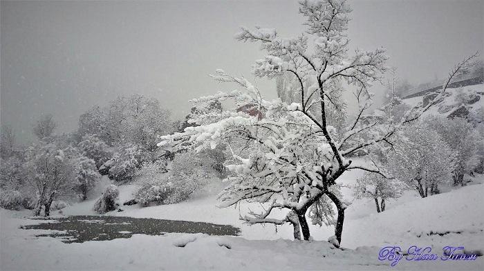 Hacı Tansu Objektifinden Kış Manzaraları galerisi resim 1