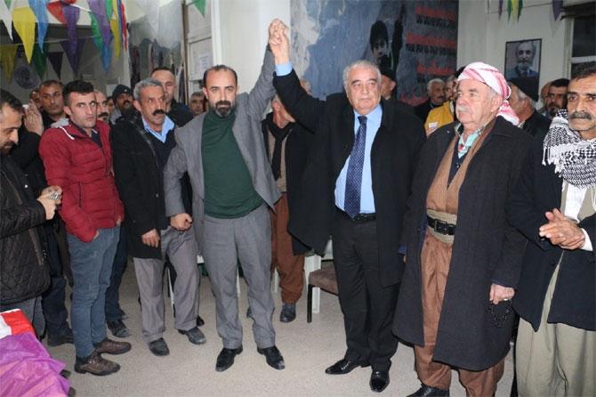 HDP, Hakkari'de ön seçime gitti galerisi resim 1