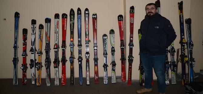 Hakkari'de kayak satı ve kiralama merkezi açıldı galerisi resim 1