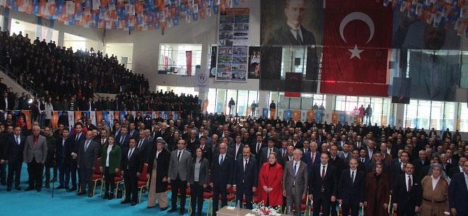 Hakkari'de Ak Parti'nin Aday tanıtım toplantısı galerisi resim 1