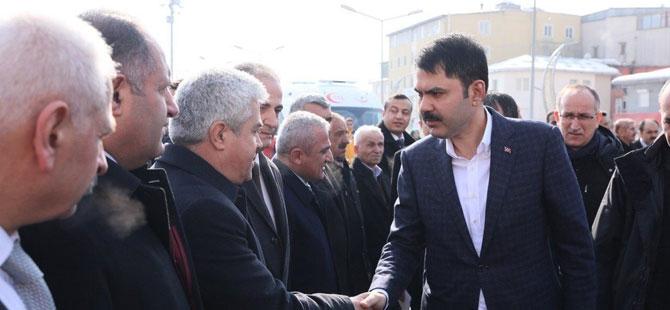 Bakan Murat Kurum'un Hakkari ziyareti! galerisi resim 1