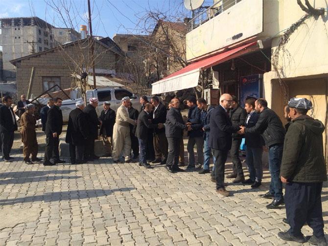 HDP Şemsinli'de seçim çalışmalarına devam ediyor! galerisi resim 1