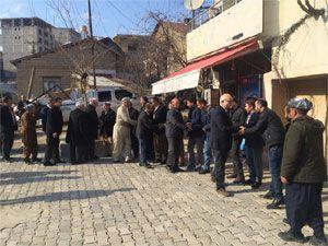 HDP Şemsinli'de seçim çalışmalarına devam ediyor!