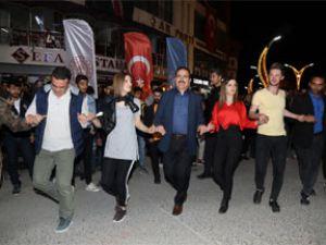 Hakkari 19 Mayıs'ı Atabarı oynayarak kutladı!