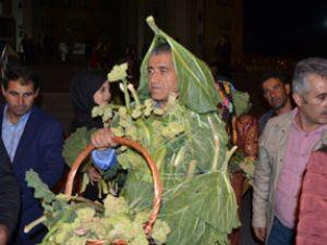 "Hakkari'de ""Ters Lale ve Uçkun Festivali"""