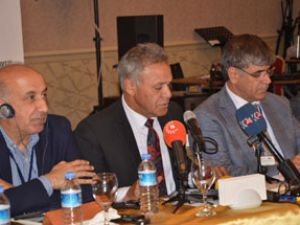 Diyarbakır'da Güney Afrika Barışı konuşuldu