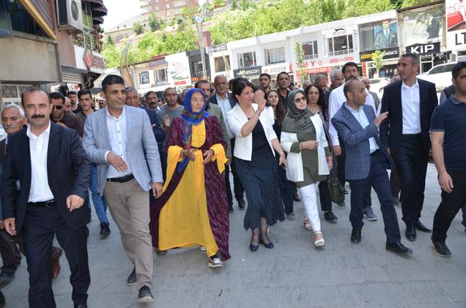 Buldan, İstanbul İçin Hakkari'den destek istedi galerisi resim 1