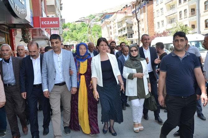 Buldan, İstanbul İçin Hakkari'den destek istedi galerisi resim 3