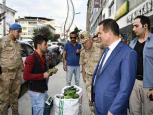 Van Valisi Bilmez'den Vali Akbıyık'a ziyaret!