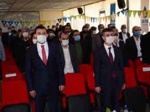 Deva Partisi Hakkari Merkez İlçe Kongresi Yapıldı