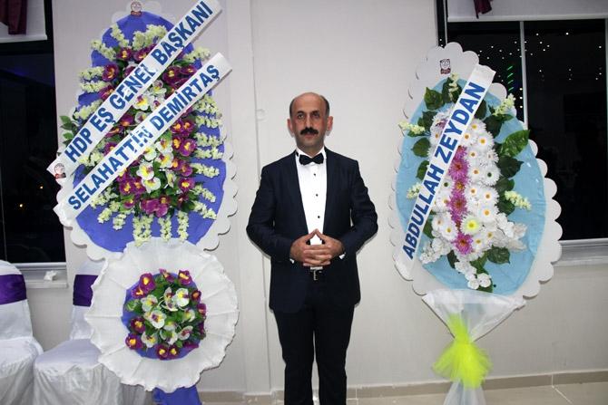HDP Hakkari Milletvekili Akdoğan dünya evine girdi galerisi resim 1