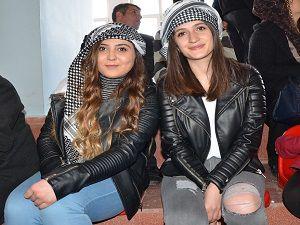 Hakkari'de Folklor yarışması
