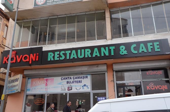 Hakkari'de bir ilk cafe restoran bir arada galerisi resim 1