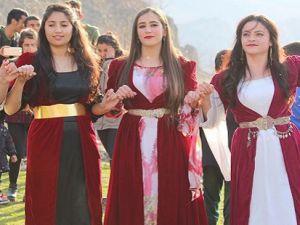 Çukurca'da baharın gelişi etkinliği düzenlendi