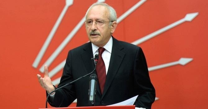 Kılıçdaroğlu'ndan Başbakan'a: Türkiye'yi seviyorsan önce bu sorulara cevap ver
