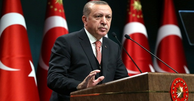 Cumhurbaşkanı Erdoğan: Saha Beşiktaş'ın mı? Bizim verdiğimiz paralarla yaptırdılar