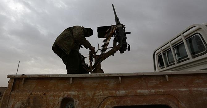Cihatçılar 'Şam'ı Özgürleştime Cephesi' adı altında birleşti