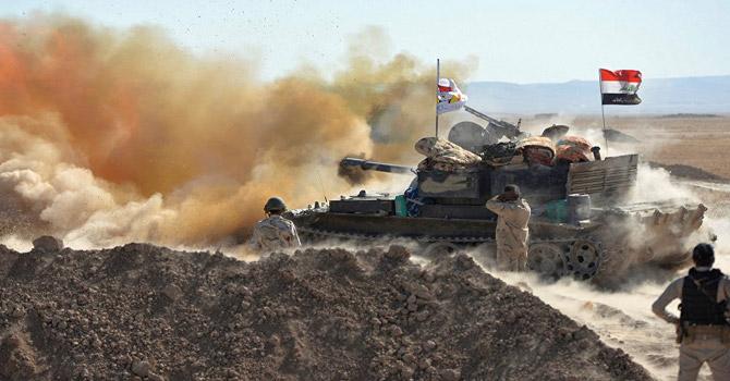 IKBY : Irak ordusu saldırı için hazırlık yapıyor