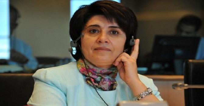 Leyla Zana'ya 15 yıl hapisle yargılandığı davada beraat