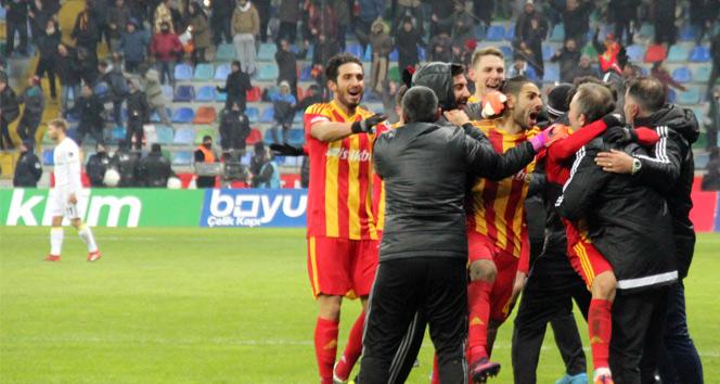 Kayserispor - Fenerbahçe: 4-1 maçı geniş özeti ve golleri izle (Kayseri-FB)
