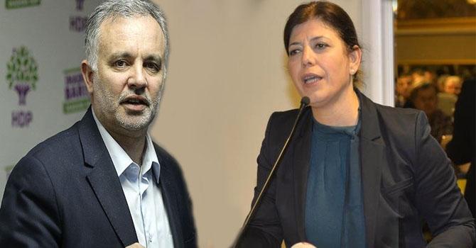 HDP'li Beştaş ve Bilgen için için yakalama kararı
