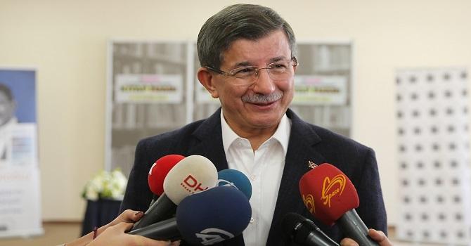 'Davutoğlu gelecek hafta sahaya iniyor'