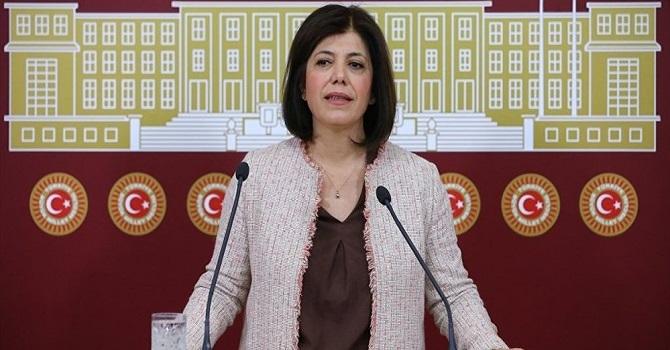 HDP'li Milletvekili Meral Danış Beştaş tutuklandı