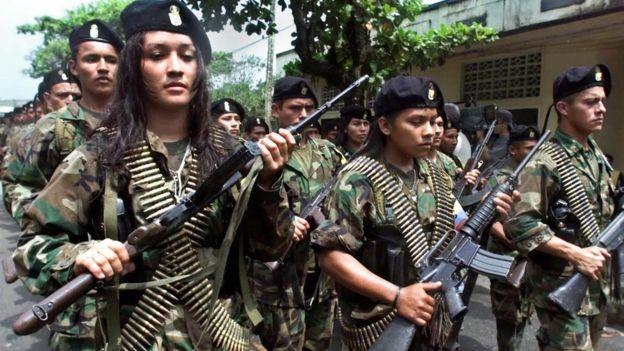 50 yıllık çatışma bitiyor...FARC silah bırakma sürecine giriyor