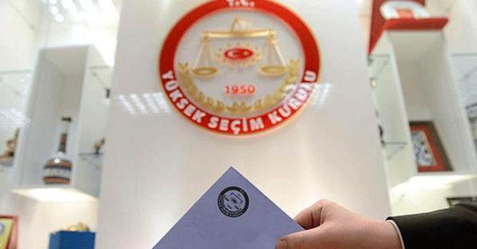 YSK'den adres uyarısı: Kayıtları dondurulacak