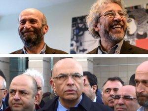 CHP'li Berberoğlu'na müebbet, Dündar ve Gül'e 10'ar yıl hapis istendi