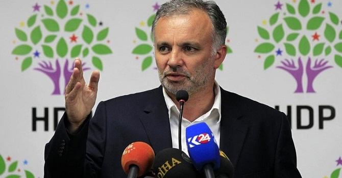 HDP Kars Milletvekili ve Parti Sözcüsü Ayhan Bilgen, tutuklandı