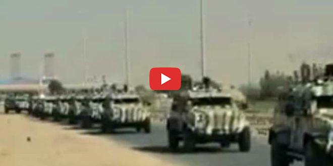 İşte, ABD'nin Suriye'de PYD'ye gönderdiği zırhlı araçlar