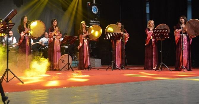 'Kültürlerin Dansı ile Reng-i Hakkari' Bugün Çepik programında sahne alacak