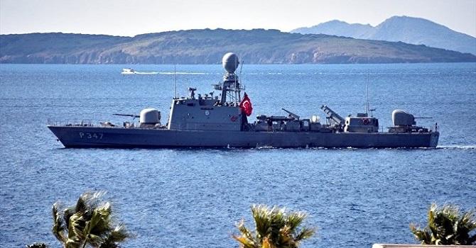 Kardak'tan sonra fotoğraf krizi: 'Türk gemici casuslukla yargılanacak'