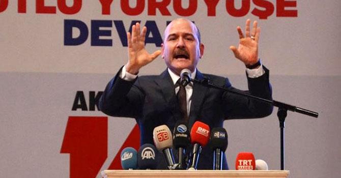 Soylu'dan HDP Milletvekillerine: Sizi yürüten adam değildir