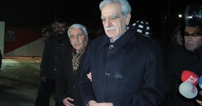 Ahmet Türk: Barışın ötesinde formül bulunamaz