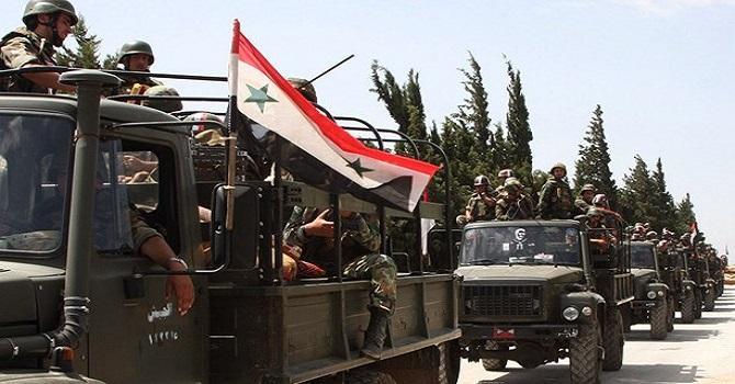 ''Esad birkaç saat içinde Afrin'e giriyor''