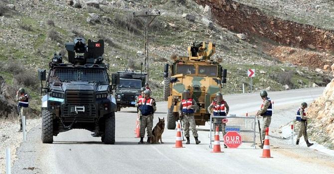 Hakkari ve ilçelerinde 31 bölgede giriş-çıkış kapatıldı