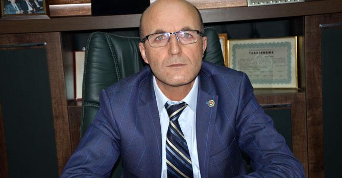 Hakkari Ziraat Odası Başkanı Önal'dan 8 Mart mesajı