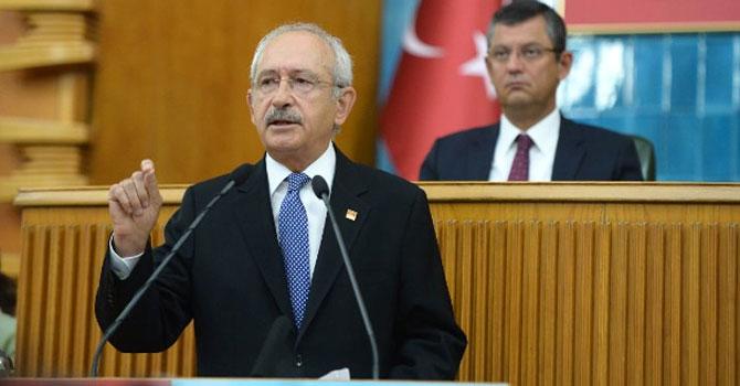 Kılıçdaroğlu: AYM'ye çağrıda bulunuyorum, Berberoğlu kararınızı verin