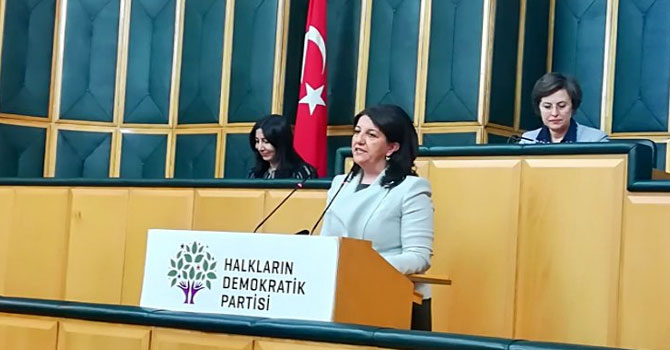 Pervin Buldan: Demirtaş ahlak dersi verdi
