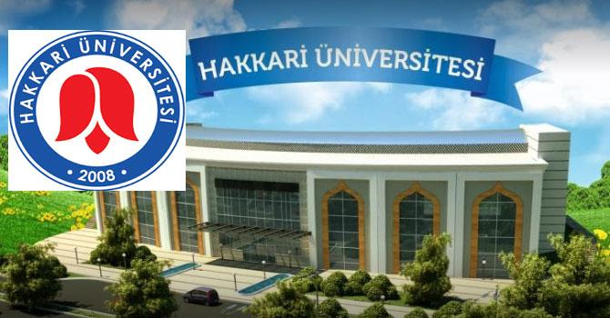 Hakkari Üniversitesinde torpil skandalı...