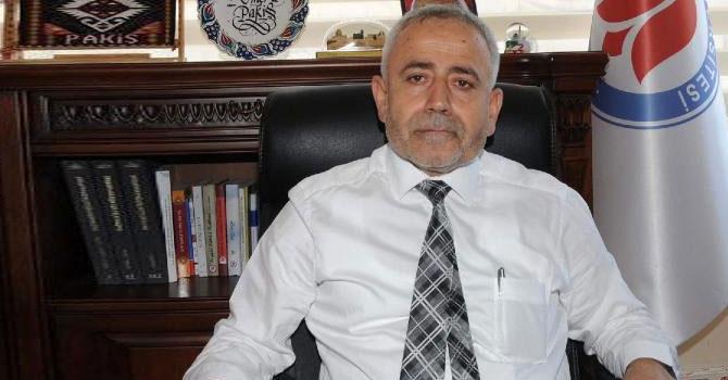 Hakkari Üniversitesi Rektörü Pakiş o iddialarla ilgili Hakkari objektif Haber'e konuştu