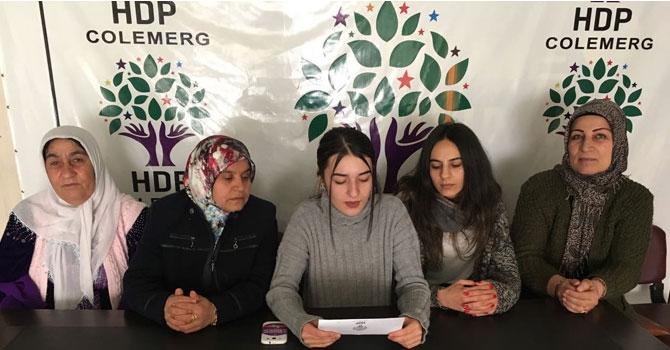 Hakkari HDP'den Kadınlar Günü açıklaması