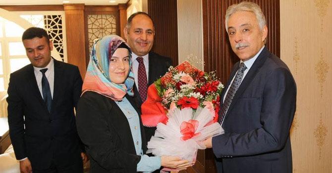 Hakkari'de Dünya Kadınlar Günü etkinlikleri