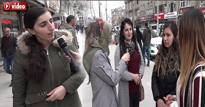 Hakkari'de 8 mart Dünya Kadınlar Günü'ne özel röportaj