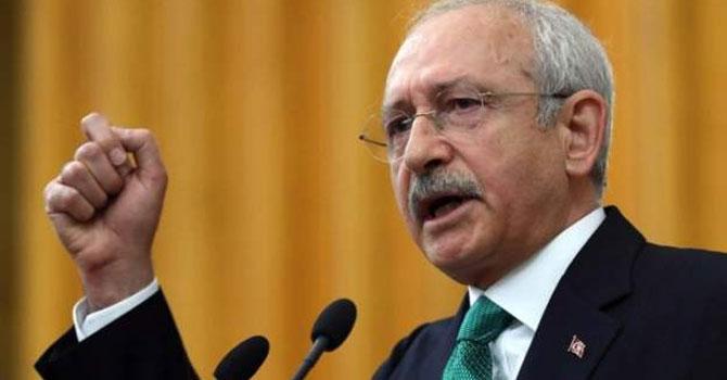 Kılıçdaroğlu: Seçim ittifakı düzenlemesiyle milli irade gasp ediliyor